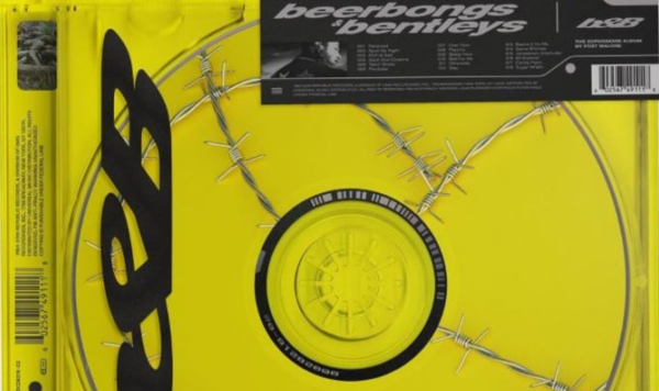 "Post Malone Arrives With Long-Awaited ""Beerbongs & Bentleys"" Album"