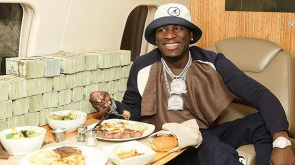 Ralo Got Busted Moving Large Amounts Of Weed