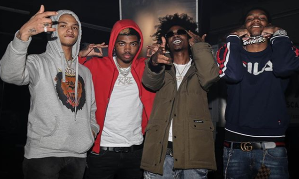SOB X RBE Send A Shot at Migos From Stage