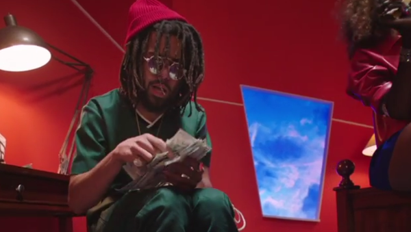 "The First Video For ""KOD"" From J Cole Is ""ATM"""