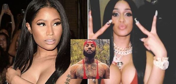 The Game Comments On Whether Cardi B Just Took Nicki Minaj's Spot