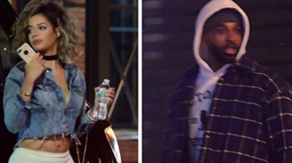 Tristan Thompson Spotted With Yet Another Woman