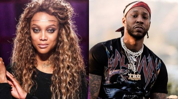 Tyra Banks Says 2 Chainz Has A Chance To Get With Her
