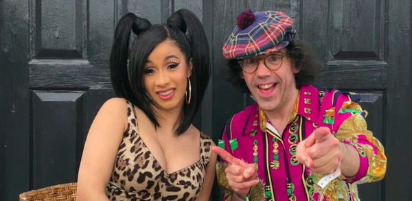 Watch Nardwuar Interview Cardi B