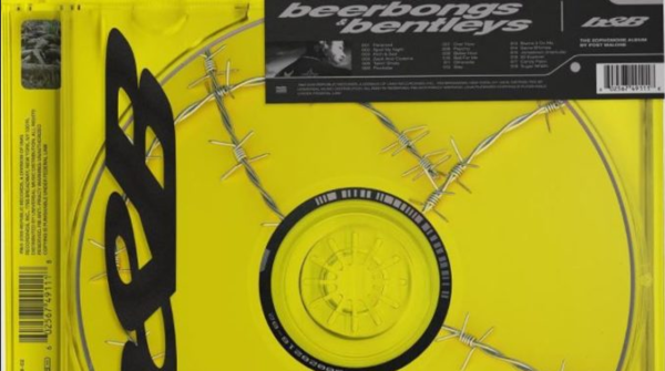 "We Got The Cover & Tracklist For ""Beerbongs & Bentleys"" From Post Malone"