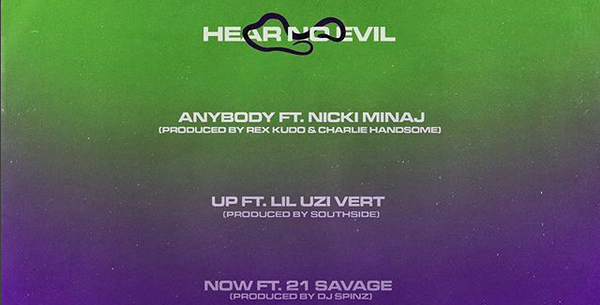 "Young Thug Releases ""Hear No Evil"" EP With Nicki Minaj, Lil Uzi Vert & 21 Savage"