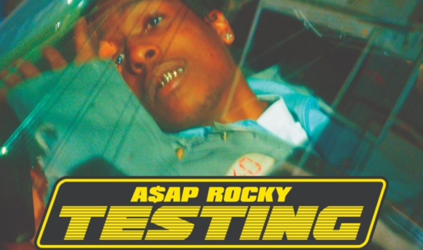 "A$AP Rocky Is Ready For ""Testing""; Cop The New Project Now"
