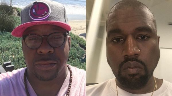 Bobby Brown Wants To Put Hands On Kanye West For Whitney Houston Photo