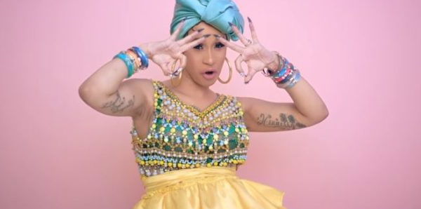 "Cardi B Delivers Second ""Invasion Of Privacy"" Visual, ""I Like It"""