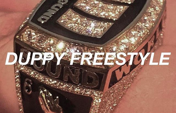 "Drake Responds To Pusha T On ""Duppy"" Freestyle"