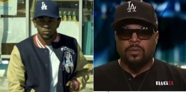 Ice Cube Blames Kendrick Lamar For White Girl Saying N-Word On Stage