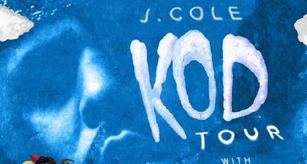 J. Cole Announces KOD Tour