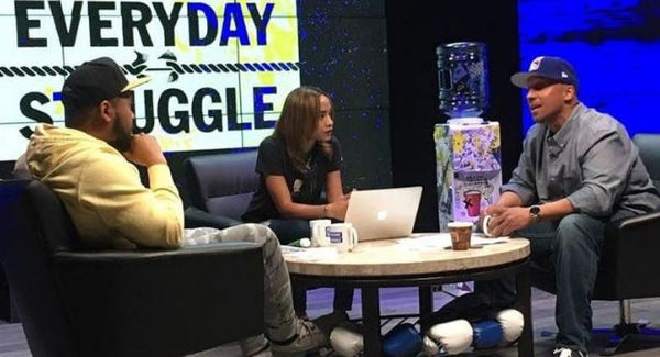 "Joe Budden's Replacement Star Out At ""Everyday Struggle"""