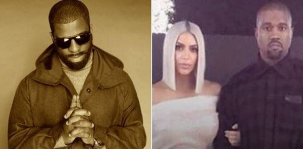 Kim Kardashian Goes Ham On Rhymefest After He Calls Out Kanye For Dissing Chicago's Youth