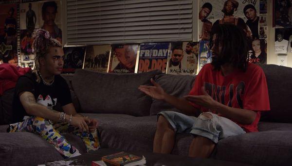 Lil Pump Explains The F*ck J. Cole Movement During Interview with J. Cole