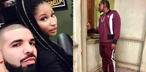 Nicki Minaj Picks Sides In Drake-Pusha T Feud