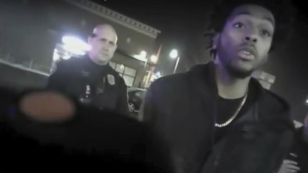 Police release video of Sterling Brown's Tasing and Arrest