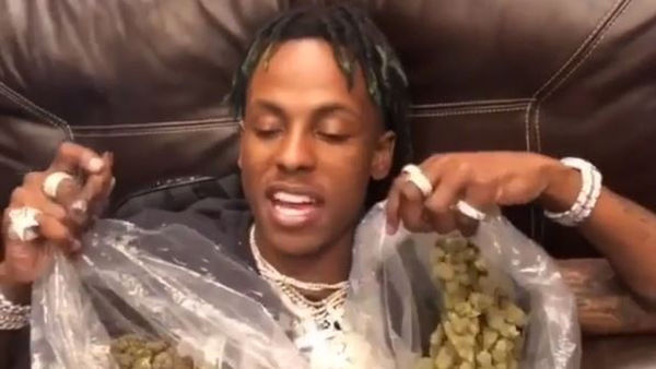 Rich The Kid Sued For Tweeting Lawyers Phone Number On Valentines Day