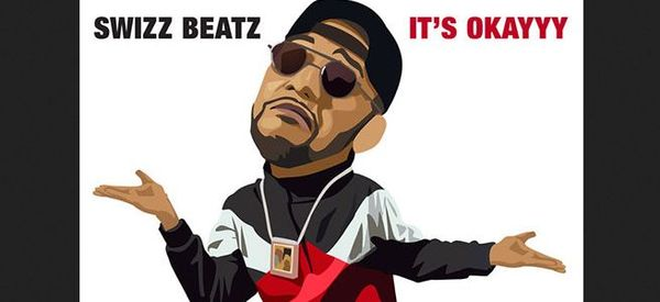 "Swizz Beatz Returns To Music To Assure Us That ""It's Okayyy"""