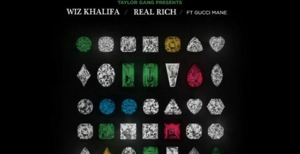 "Wiz Khalifa & Gucci Mane Remind Us They're ""Real Rich"" On New Track"