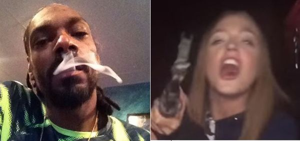 Woah Vicky Threatened Snoop Dogg With Guns & Police Get Involved