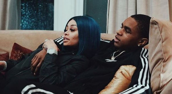 YBN Almighty Jay May Have Given Blac Chyna The Boot