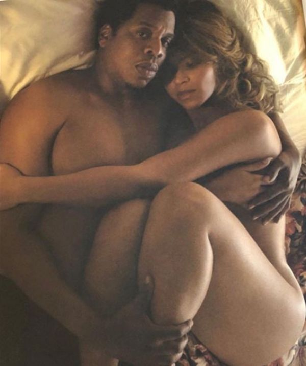 Beyonce & JAY Z Kick Off On The Run Tour With Nude Photos From Bedroom
