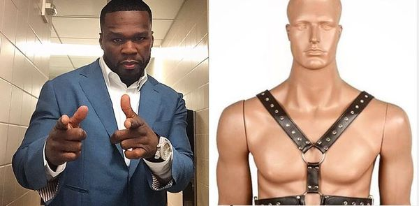 50 Cent Goes Off On Lil Uzi Vert's Sex Dungeon Outfit [PHOTOS]