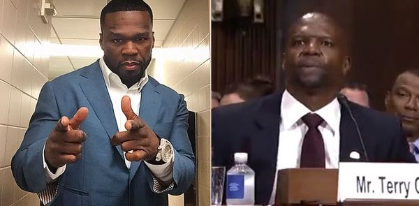 50 Cent Mocks Terry Crews For Getting Sexually Assaulted