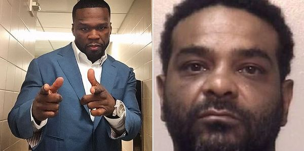 50 Cent Responds To JIm Jones Getting Arrested For Drugs & Guns