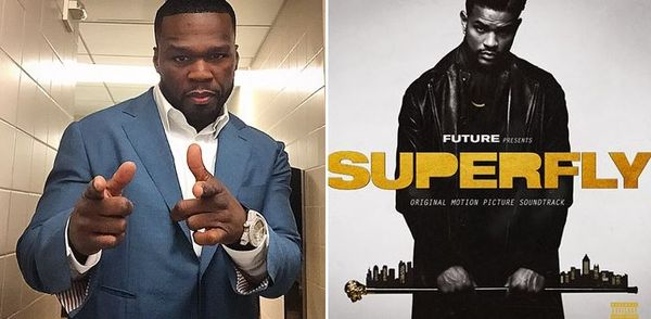 "50 Cent Trashes ""Superfly"" Remake"