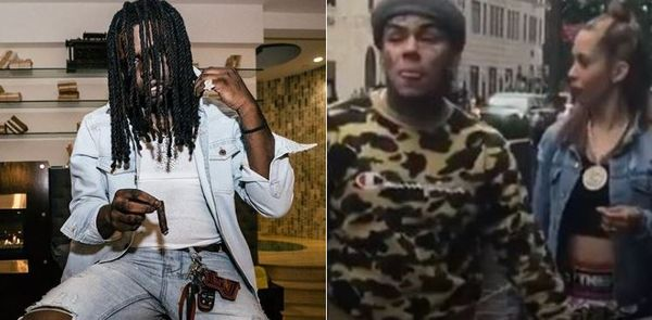 Chief Keef's Baby Mama Slim Danger Says She Gave Teka$hi 69 Oral