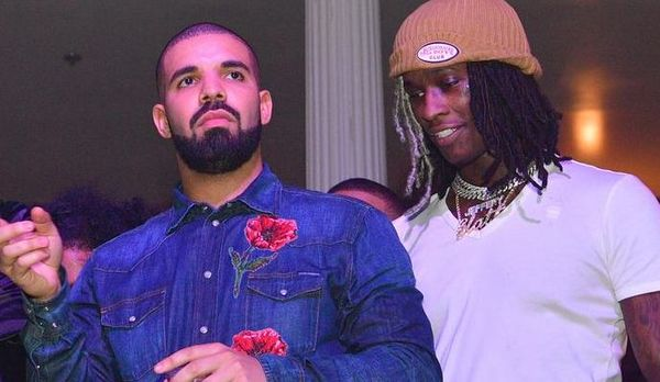 "Drake & Young Thug Link On A ""Lost Version"" Of ""Signs"""