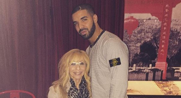 Drake's Mother Weighs In On Son's Rap Beefs