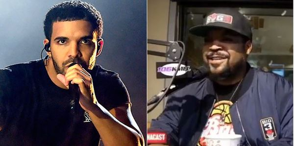 Ice Cube Clarifies Remarks About Drake Being Over