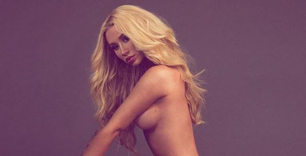 Iggy Azalea Gets Naked To Sell Pumps [PHOTOS]
