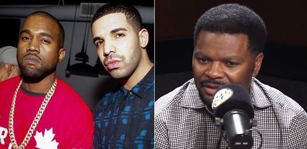 J. Prince Says Kanye Asked Him To Help Call Off Drake