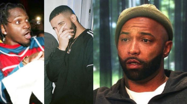 Joe Budden Changed His Opinion On The Pusha T Drake Beef