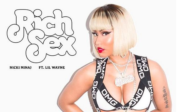 "Lil Wayne & Nicki Minaj Team Up For ""Rich Sex"""