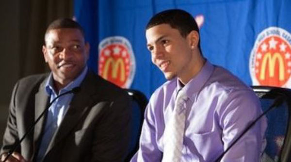 Twitter Reacts To The Clippers Trading Austin Rivers Away From His Dad Doc