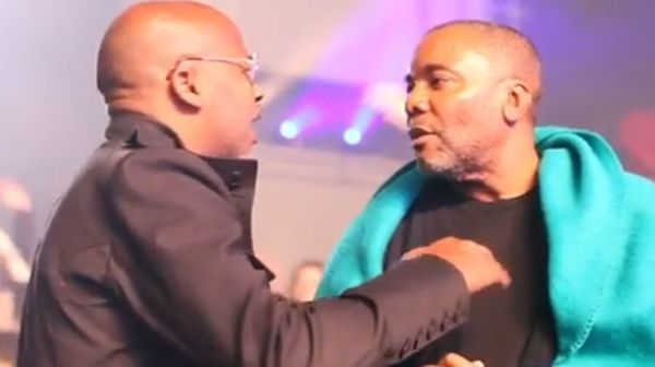 Watch Damon Dash Get Aggressive With Lee Daniels Over $2 Million Debt