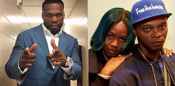 50 Cent Flirts With Remy Ma on Instagram; Papoose Hits Back Where It Hurts