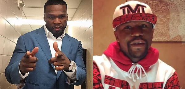 50 Cent Relentlessly Mocks Floyd Mayweather For Canceling Japan Fight