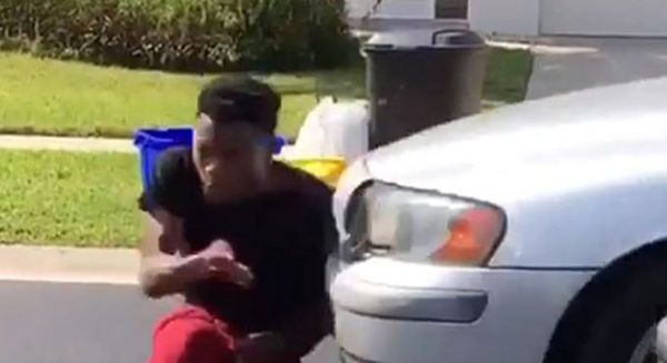 A Guy Did The #InMyFeelingsChallenge And Got Hit With A Car