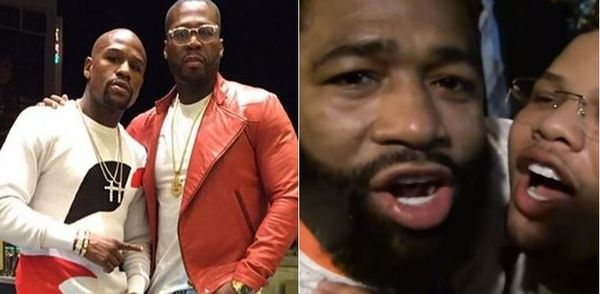 Adrien Broner Got Words For Both 50 Cent And Floyd Mayweather