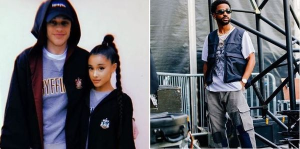 Big Sean Addresses His Twitter After It Threatens Teka$hi 69 & Ariana Grande Sex Tape