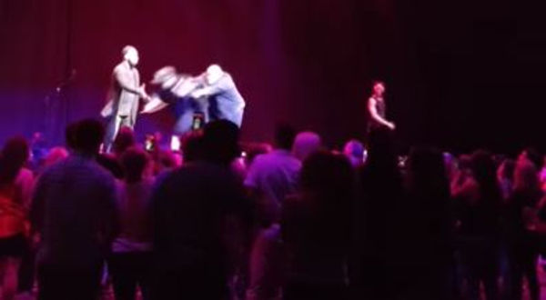 Color Me Badd Singer Arrested After Assaulting Band Mate On Stage