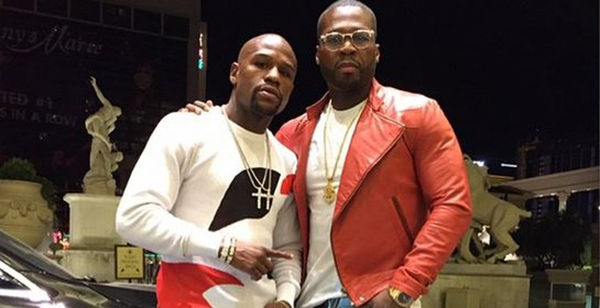 Floyd Mayweather Unloads On 50 Cent