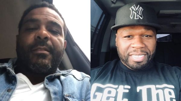 Jim Jones Calls 50 Cent a Fake Tough Guy
