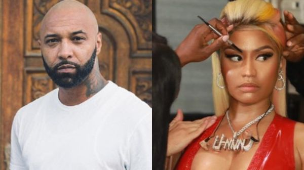Nicki Minaj and Joe Budden Get Into It On Queen Radio